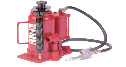 What is a hydraulic bottle jack