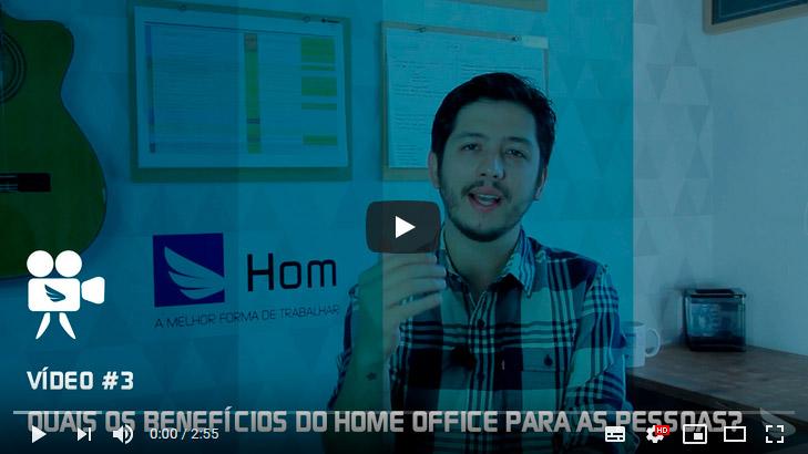 Benefícios Home Office