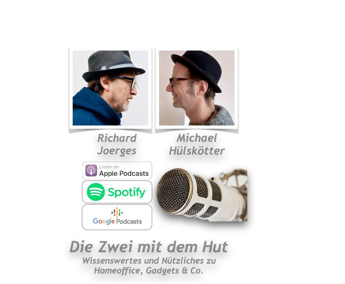 Die Zwei mit dem Hut-Podcast