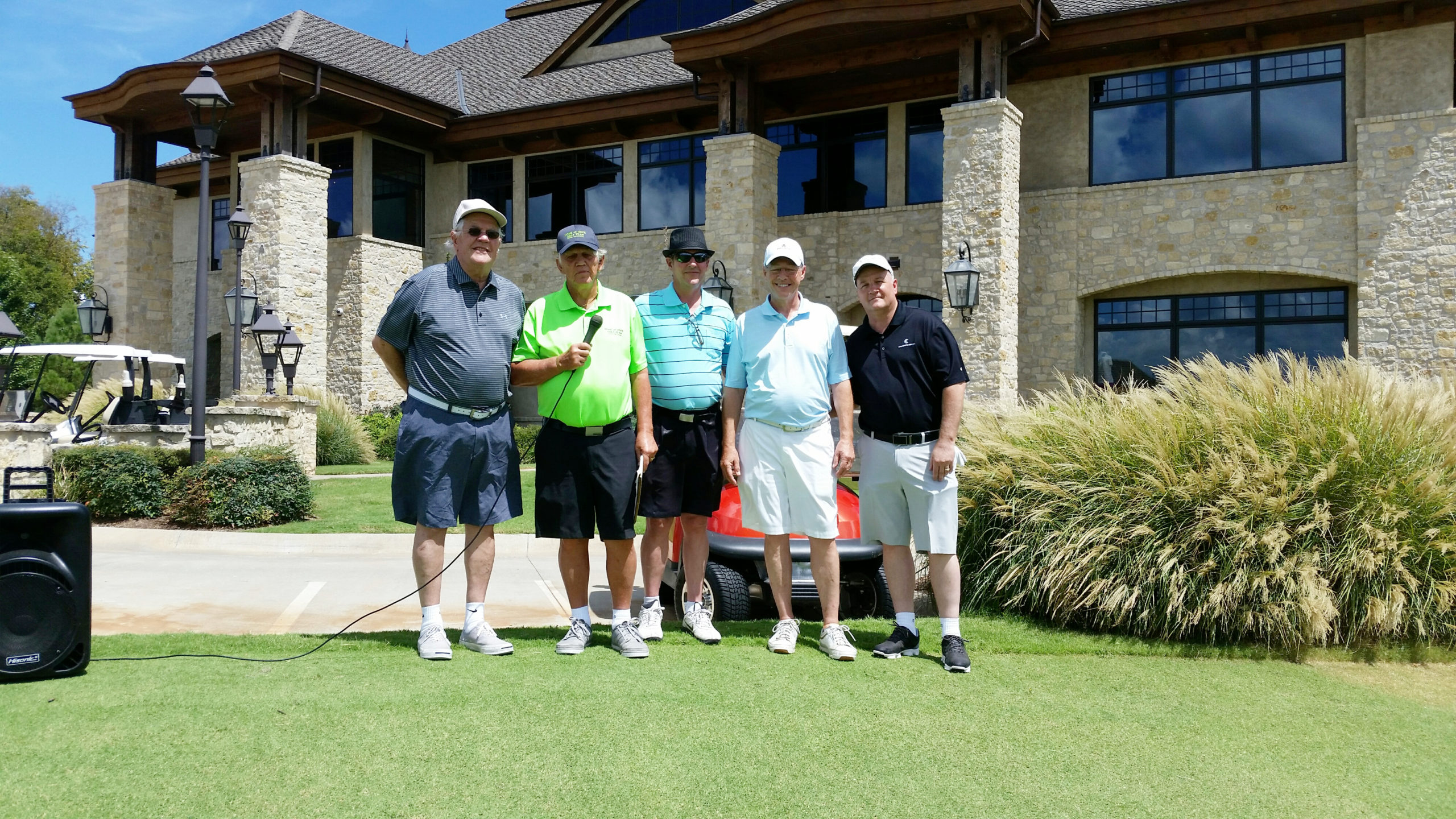 Mary Moore Golf Charity Home of Hope Special Olypmics