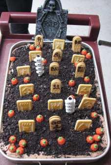 Graveyard Treat