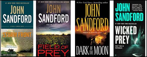 Sandford reading Order