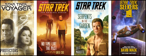 Star Trek Series Order
