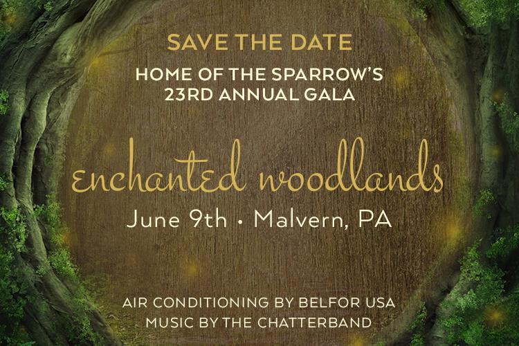 Enchanted Woodlands Gala event