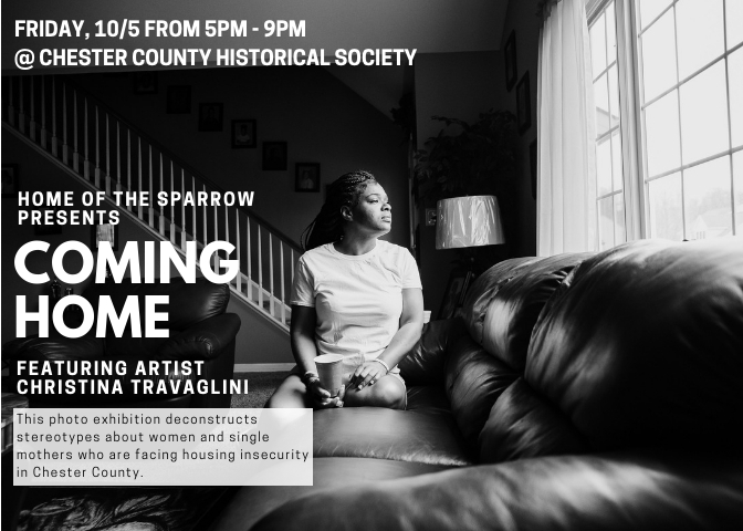 Photo Exhibition – Coming Home