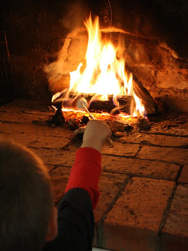 indoor camping kids winter activities