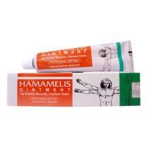 Bakson Hamamelis ointment- for bleeding piles, cracked heels