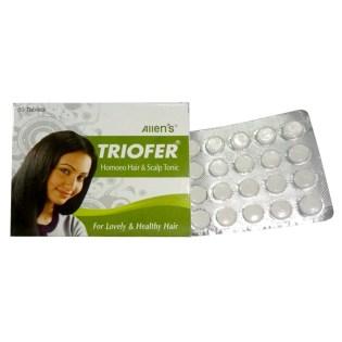 Allen Triofer Hair & Scalp tablets