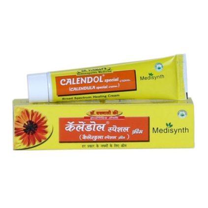 Medisynth Calendol (Calendula) Antiseptic Healing Cream