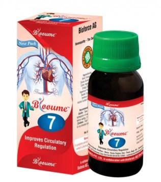 Blooume 7 CIRCULAFORCE for Coronary Heart diseases