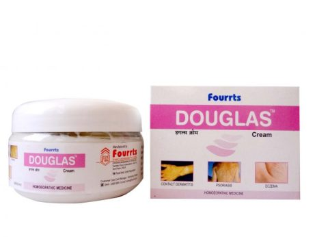Fourrts Douglas Cream for Itching, Psoriasis, Eczema