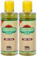 SBL Jaborandi Hair Oil pack of 2