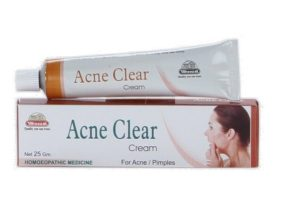 Wheezal Acne Clear Cream for Acne (Pimples)