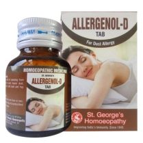 St George Allergenol-D Tab for Dust Allergy