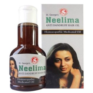 St George Neelima Anti Dandruff Hair Oil