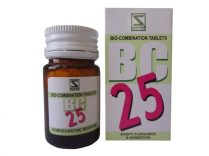 Schwabe Biocombination No. 25 Tablets for Acidity, Flatulence and Indigestion