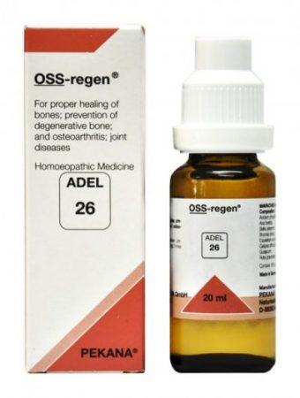 Adel 26 OSS-regen drops homeopathic medicine for healing of bones
