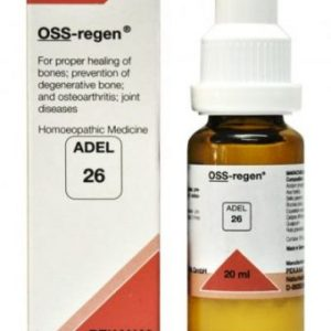 Adel 26 OSS-regen drops homeopathic medicine for healing of bones