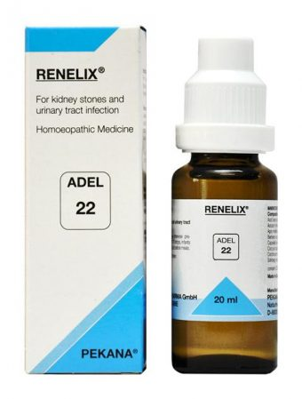 Adel 22 Renelix Kidney stone Drops, Buy online get upto 15% off