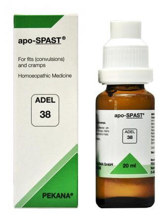 Adel 38 Apo Spast Fits Drops, Buy online get upto 15% off on