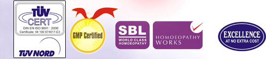 SBL Homeopathy