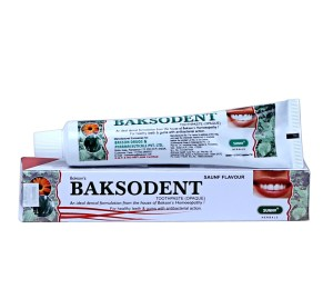 Bakson BAKSODENT TOOTHPASTE (snauf)