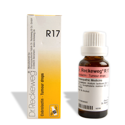 Dr Reckeweg R17 Tumour Drops, Buy online get upto 15% off