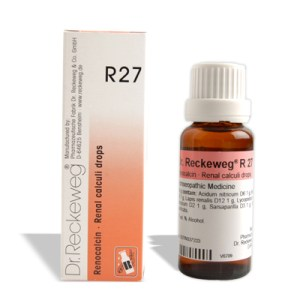 Dr. Reckeweg R27 Renal calculi drops, homeopathy for kidney stones, Uric acid diathesis, Ctsto-pyelitis, Nephrolithiasis, Uric acid diafhesis