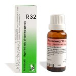 Dr. Reckeweg R32 homeopathy drops for Hyperhidrosis (excessive perspiration), too much sweat