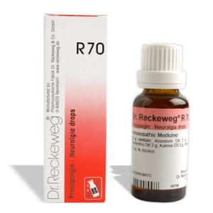 Dr.Reckeweg R70 Neuralgia drops, Homeopathy medicine for nerve pain