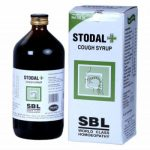 Homeopathy Stodal Cough Syrup for Dry, Wet cough, irritation in throat, whooping cough