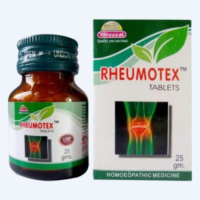 Wheezal Rheumotex Tablets