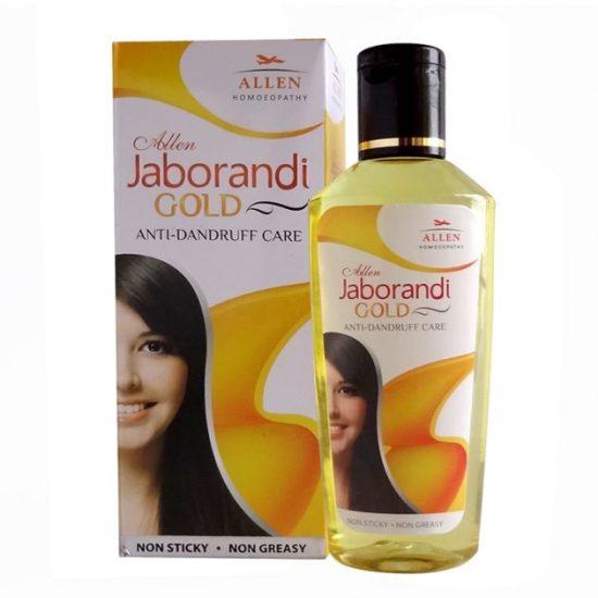 Allen Jaborandi Gold Hair Oil