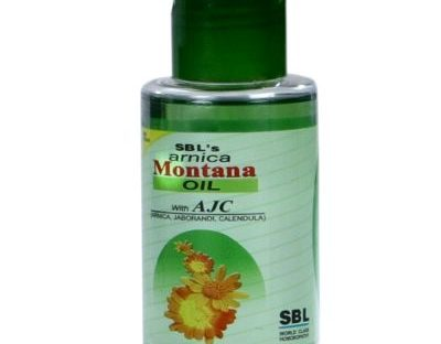 SBL Arnica Montana Hair Oil with AJC