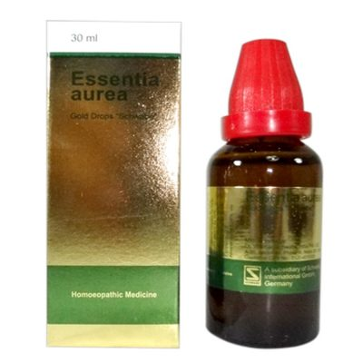 Schwabe Essentia Aurea Gold ( Heart drops), homeopathic cardiac medicine