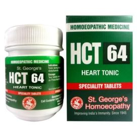 St.George HCT No 64 -Heart Tonic
