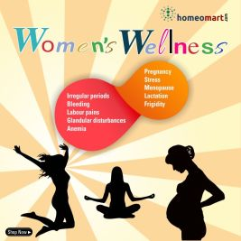 womens health products in homeopathy
