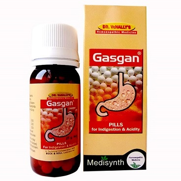 Medisynth Gasgan forte pills for Indigestion, acidity
