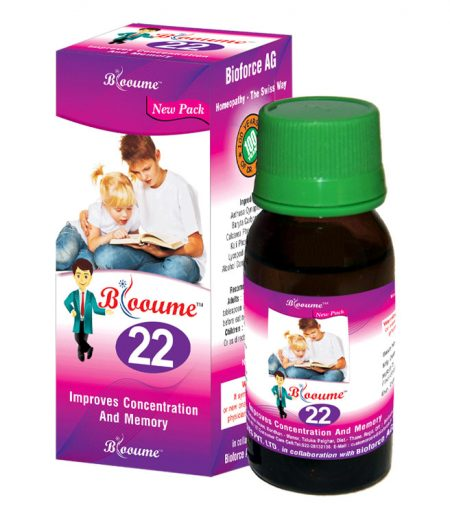 Buy Blooume22 MEMORISAN Drops for better Memory, improved Concentration