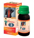 Buy Blooume 3 - Bakosan drops for backache, muscular pain, Sprain
