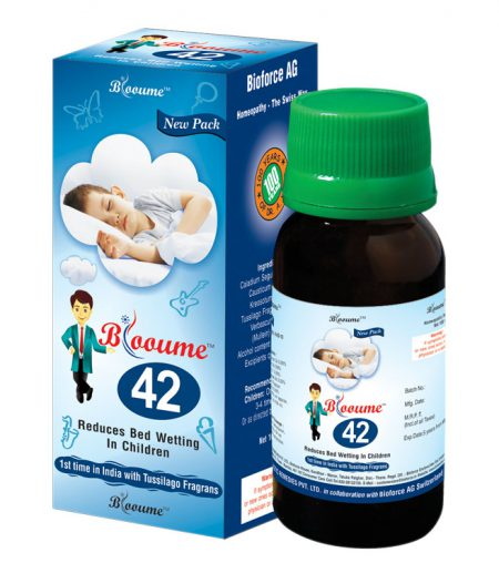 Blooume 42 Enurosan Syrup for bedwetting in children