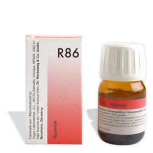 Reckeweg R86 Low Blood Sugar Drops, Low sugar treatment, hypoglycemia