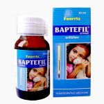 Fourrts Baptefil Syrup, homeopathic medicine for Influenza, fever