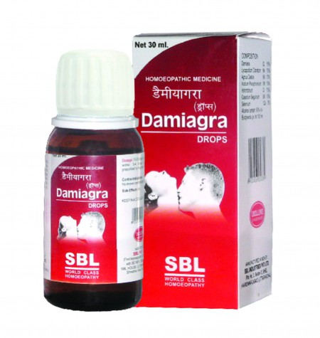 SBL Damiagra Drops
