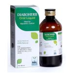 Homeopathy medicine for Controlling Blood Sugar Levels, SBL Diaboherb Syrup for Diabetes