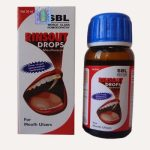 SBL Rinsout Drops Mouthwash for Mouth Ulcers, Bad Breath