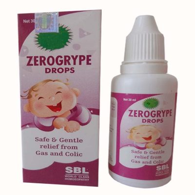 SBL Zerogrype Drops for Gas and Colic in Children