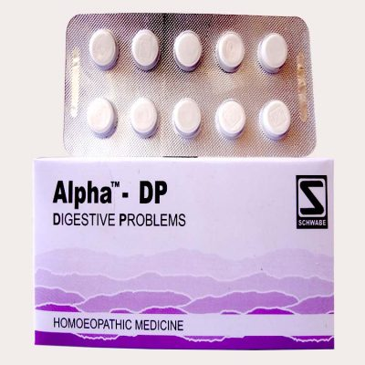 Schwabe Alpha DP Tablets for Digestive Problems