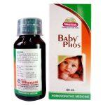 Wheezal Baby Phos A Restorative Tonic for Babies