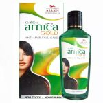 Anti Hair Fall Care from Allen -Hair Oil with Arnica, Jaborandi, China Off, Sandalwood, Cantharis